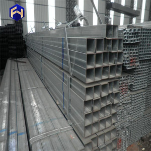 FACO Steel Group ! `galvanized square tube rectangular galvanized steel hollow pipe