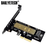 SK4 M.2 NVMe SSD NGFF TO PCIE X4 adapter card M Key interface card Support PCI Express 3.0 x4 2230-2280 Size m.2 FULL SPEED good