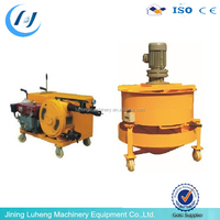 Cement Mortar manufacture /Foamed Concrete Peristaltic Hose Pump