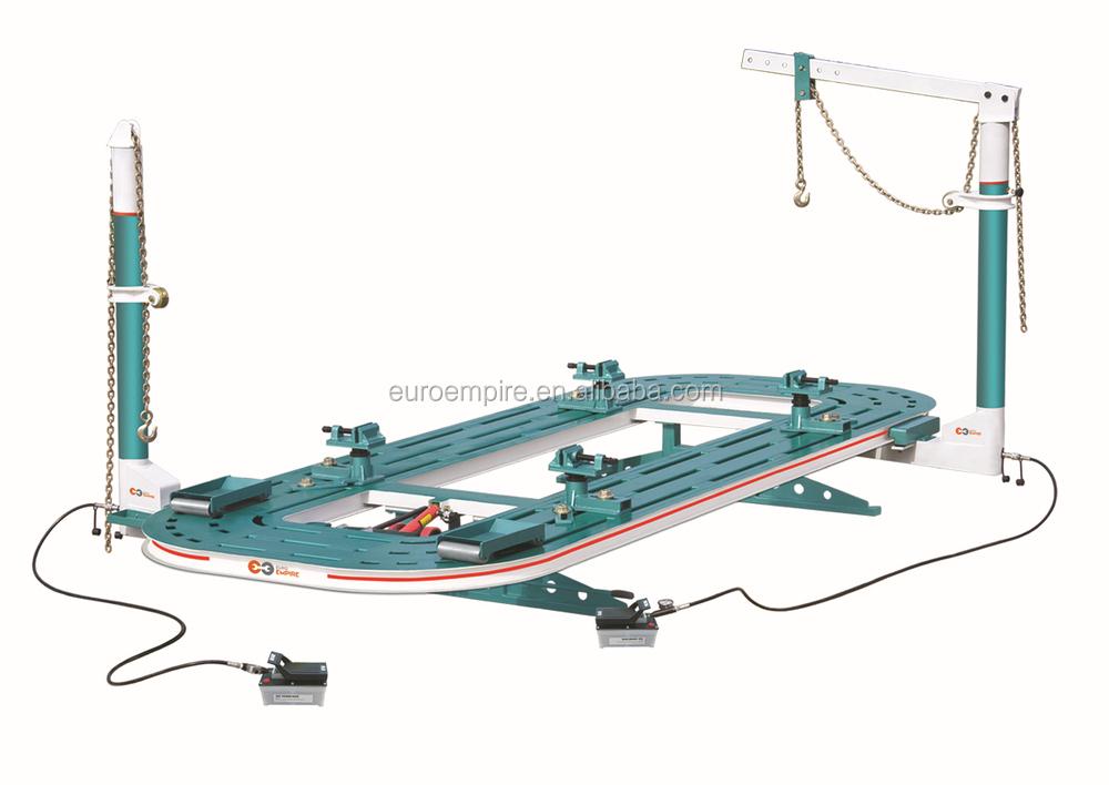 Er 600 New Car Frame Machine Straightening Bench Collision Repair System