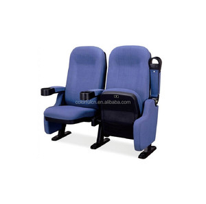 Fabric Chair For the Auditorium /VIP Theater seating/Cinema Chair Y321