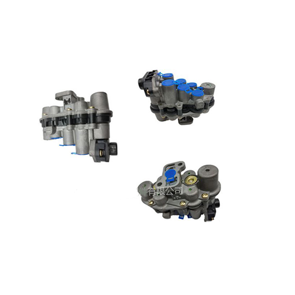 Factory direct supply Precision casting multi circuit protection valve for daf