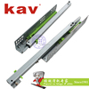 662THI High Quality Hydraulic Telescopic Channels Undermount Drawer Slide