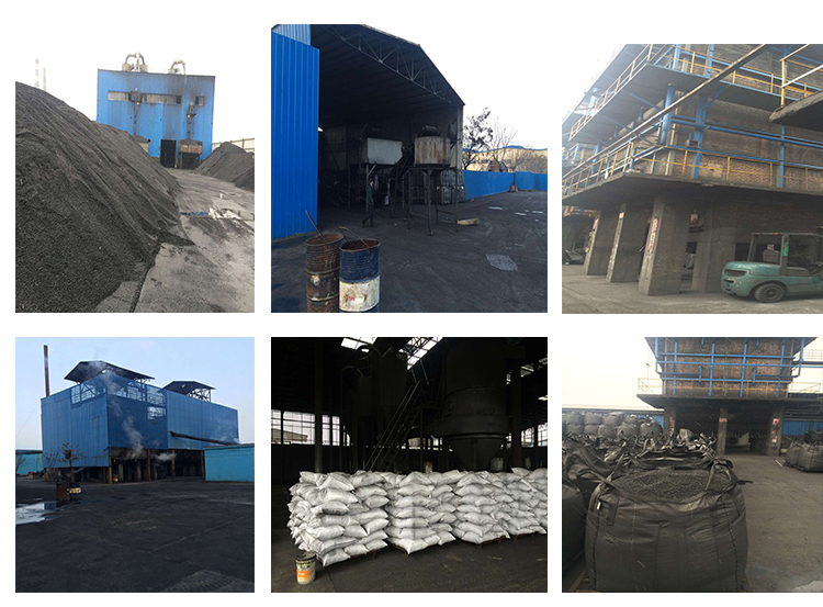 Coal Based KOH Impregnated Activated Carbon Pellet