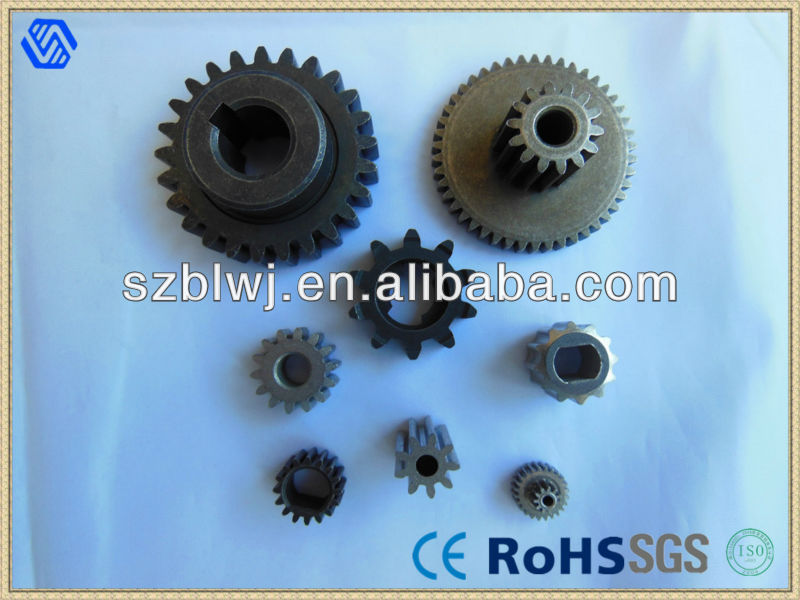 Chinese Powder Metallurgy Spur Gear, OEM is Welcome