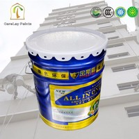 All in one easy removable exterior latex paint