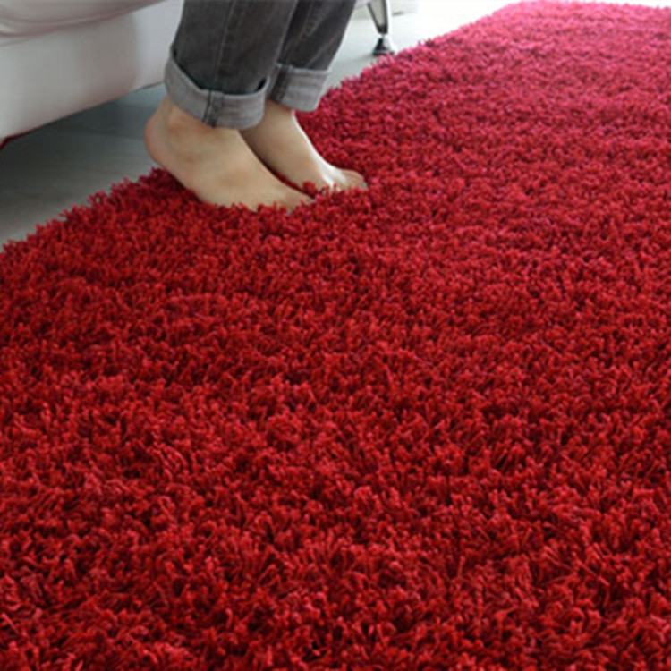 modern style outdoor rubber backed commercial shaggy carpet