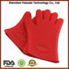 Well Designed Best Sale Waterproof Silicone Cooking Gloves