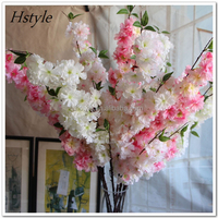 Cheap Silk Wedding Artificial Flower Garden Flower Bouquet FZH076