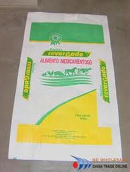 50kg Thailand Rice Bags Fertilizer Bag Flour Bag Poly Feed Bags ...
