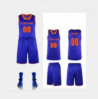 Amazing Quality custom fashion logo latest design basketball jersey