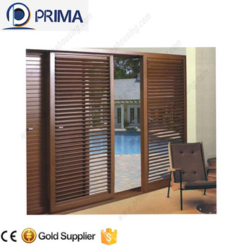 Fancy Design Aluminum Exterior Louvered Door Buy Exterior Louvered