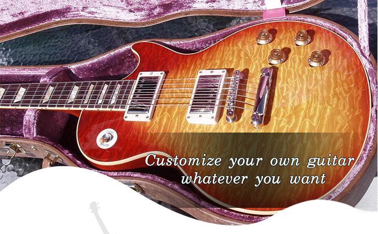 Jazz Vintage Tremolo Oem Manufacturer Brand Electric 4