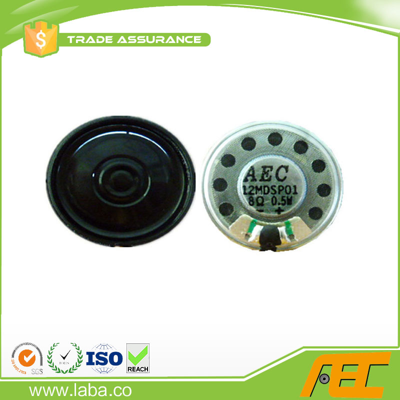 Good sound quality OEM factory 30mm 8ohm 0.5w sound device for toys