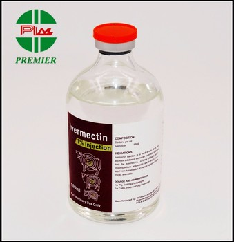Manufacturing Company Ivermectin Injection 1 For Dogs Cats