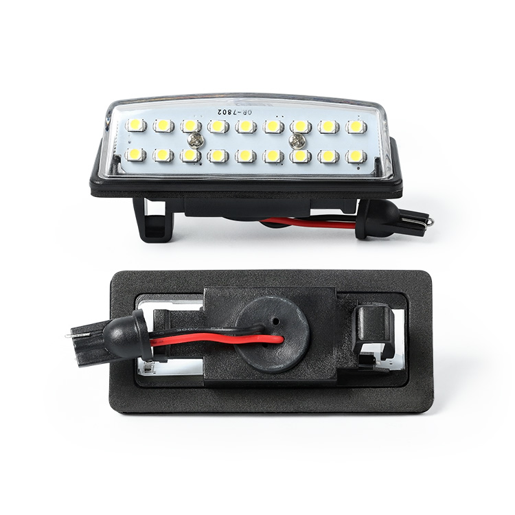 Do!LED E01-1 LED Number Plate Light with E-Mark