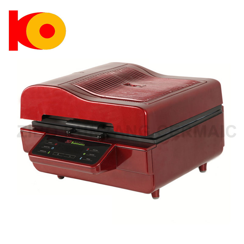 3D Sublimation heat press machine