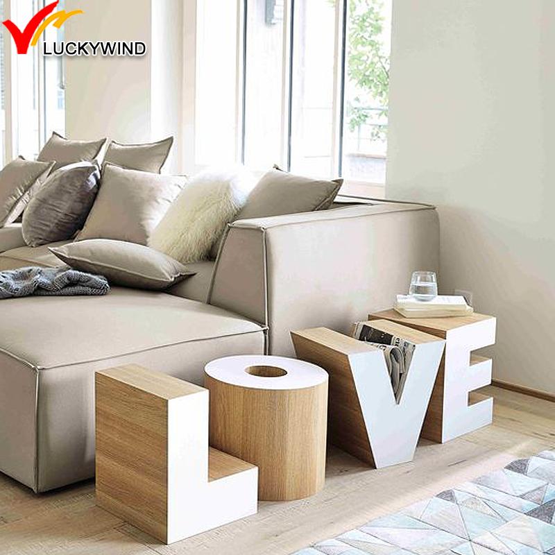 Custom Make Handmade Solid Wood Love Letter Table - Buy Love Letter Table  Product on Alibaba.com