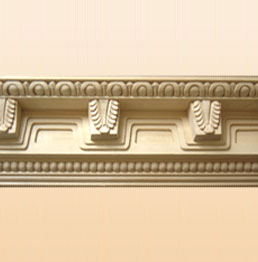 belle bois massif sculpt la main moulures d coratives. Black Bedroom Furniture Sets. Home Design Ideas