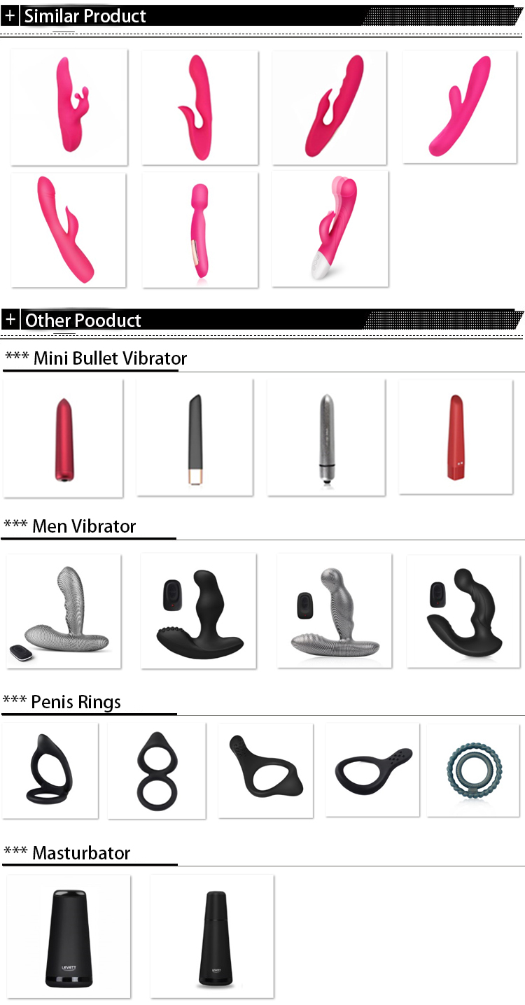 High Quality Usb Rechargeable Waterproof Sex Adult Toys G Spot Sex Products Vagina Toy Women Body Massage Vibrator