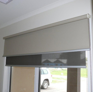 heavy-duty and high quality double roller shades kits