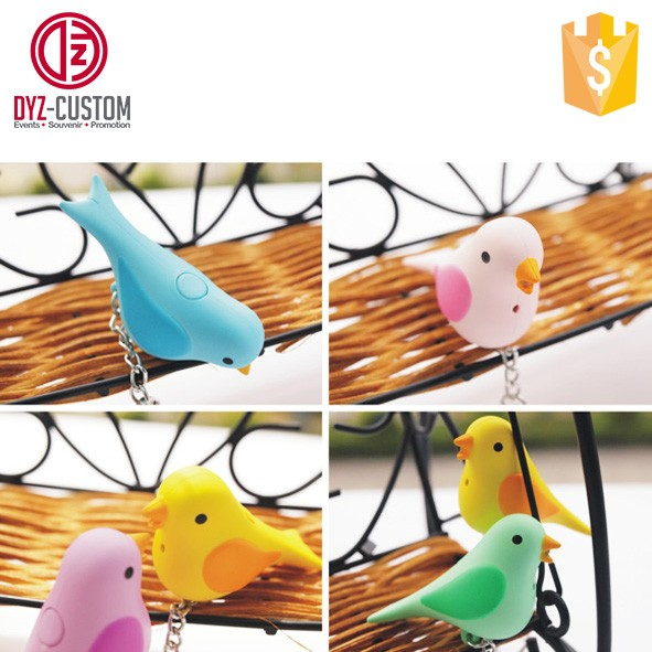 Bird Shape Led Sound Keychain (2).jpg