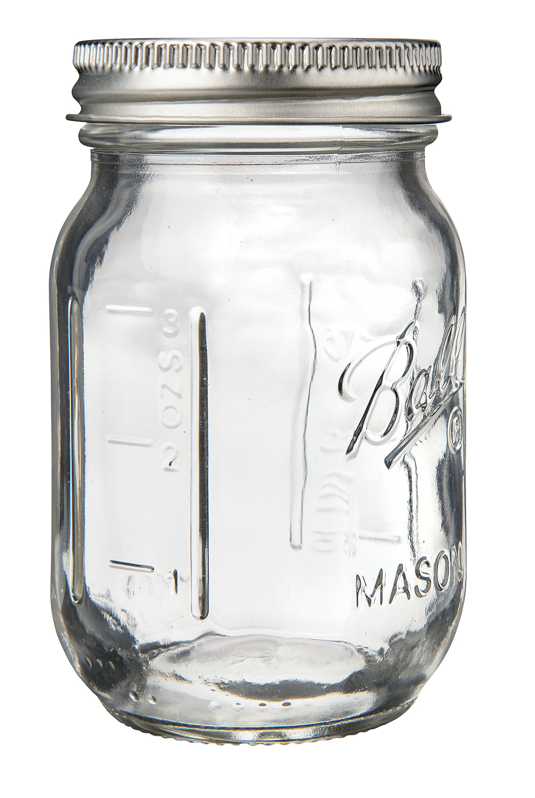 Get Quotations · Ball 1440080100 Miniature Storage Jar Mini Jar 4 Oz  Miniature Storage Jar, 24 Jars,