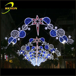 Street LED Motif Light Decoration Holiday Light