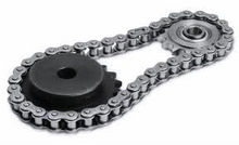 ROLLER CHAINS , SPROCKETS , PULLEYS