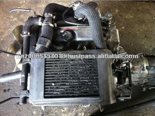 High Quality Used Japanese Mitsubishi 4d56 sel Engine - Buy ...