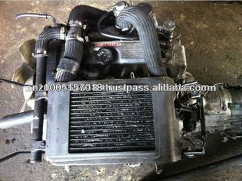 High Quality Used Japanese Mitsubishi 4d56 Diesel Engine - Buy Japanese  Diesel Engines,4d56 Diesel Engine,Used Diesel Engines Product on Alibaba com