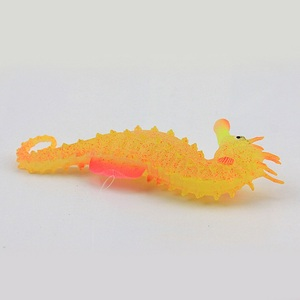 Distributor Wanted Aquarium Pond Supplies Plastic Seahorse For Decoration