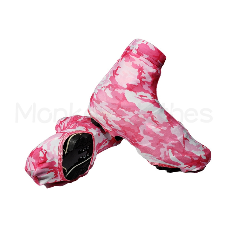 Sports wholesale cycling lycra overshoes cover/ biking shoes cover