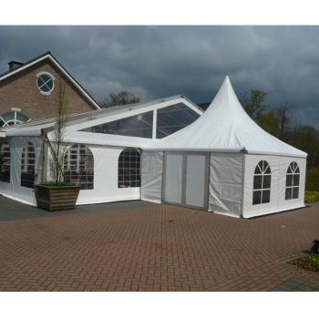 3x3 Commercial Exhibition Waterproof Canopy Awning Tent Small Pagoda Marquee Of Aluminium Structure