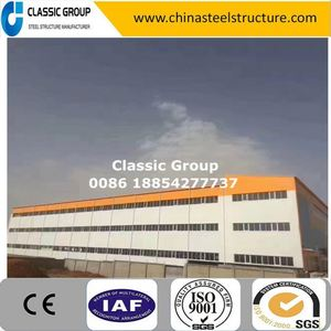 Portable Prefabricated Warehouse In China