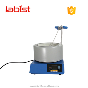 Available 220v and 110v 5l short path fractional vacuum distillation evaporator magnetic stirring heating mantle