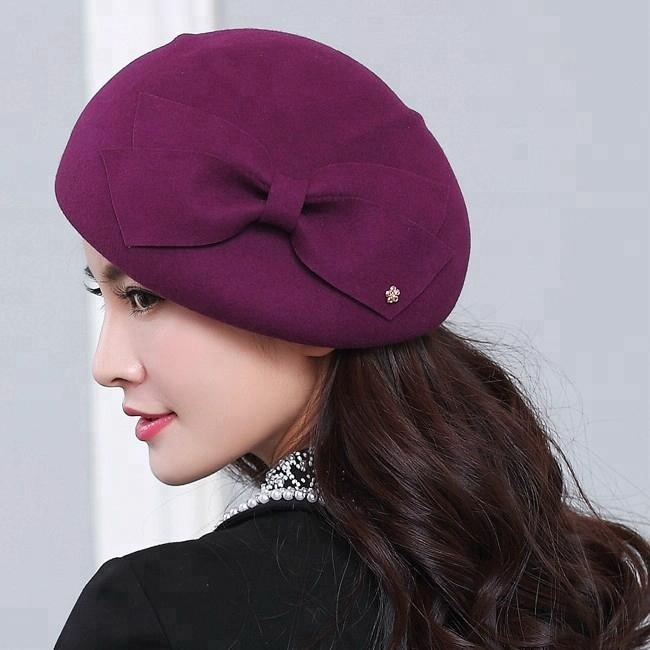 3803df6e4aaa3e 2018 Oem Traditional Flat Top Womens Small Bowler Hat - Buy Small ...