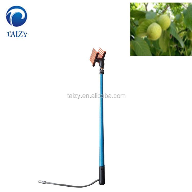 การเกษตรมะกอกน้ำมันPickerปั่นเครื่องเก็บเกี่ยว