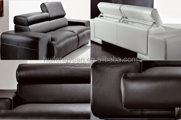 Furniture Accessories Type Headrest Cover For Leather Sofa