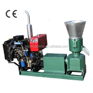 Coco peat pellet mill small pellet machine feed pellet making machine