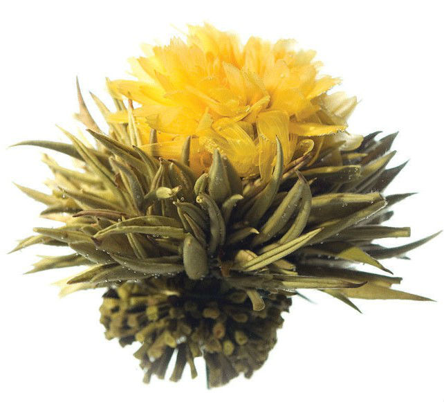 Chinese Artistic Flower Tea Gold&Silver Calendula - 4uTea | 4uTea.com