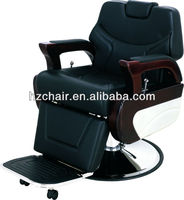 Black classic koken barber chairs with hydraulic pump