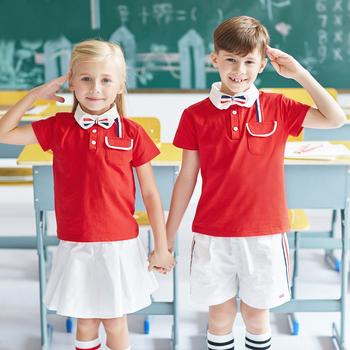 Design Schuluniform Und Mode Neueste Mädchen Sommer Für Jungen fqw1SEdx