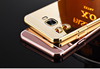 mobile phone shell mirror case for xiaomi note 2, for xiaomi note 2 Plating Mirror dropship