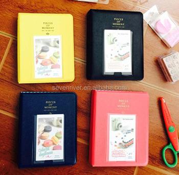 Nouvelle Arrivée Mini Taille Polaroid Photo Album instax mini Galerie de  Photos (6  f98f19d8dada
