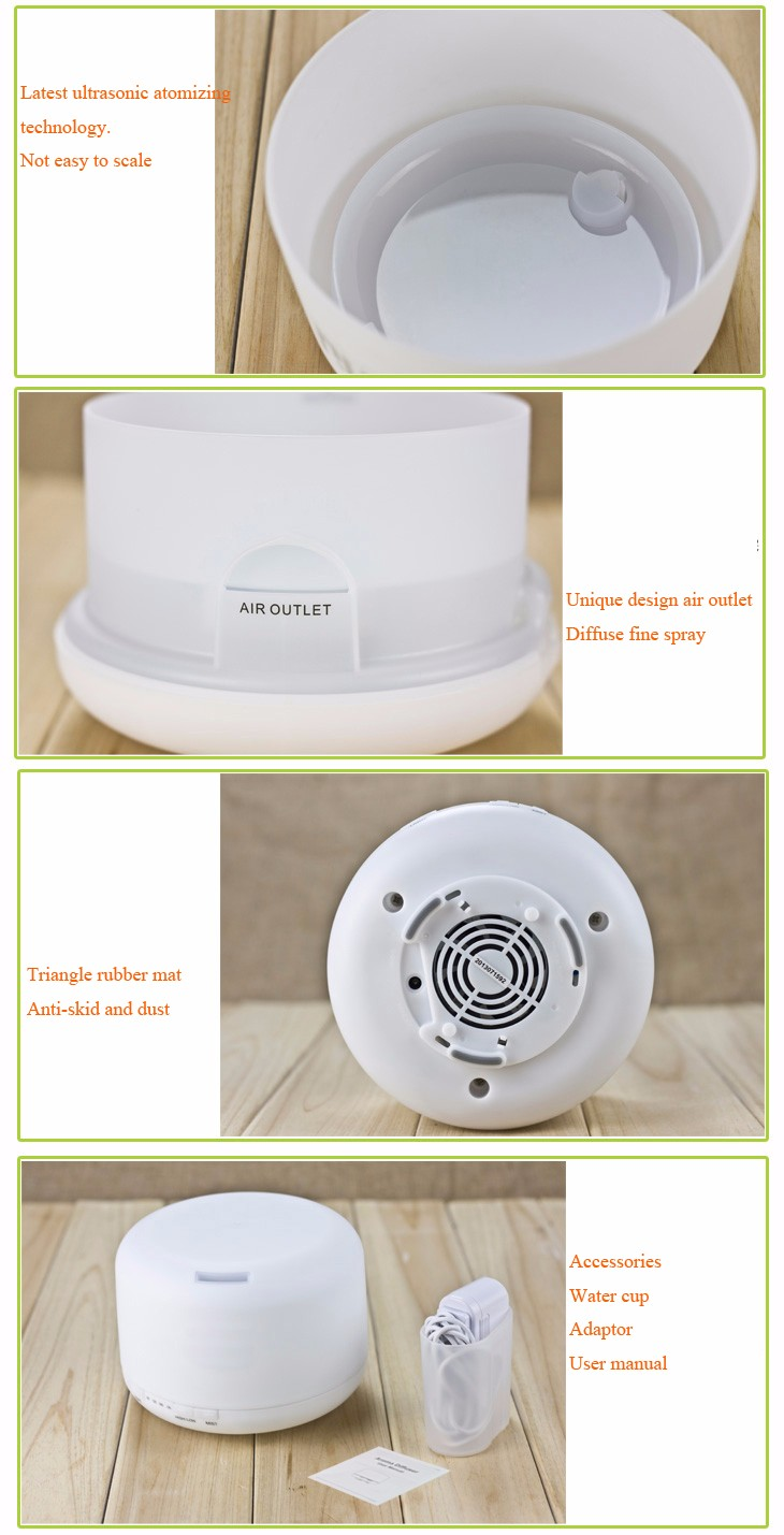 Indoor Use Essential Oil Fragrance Diffuser Commercial Aroma ...