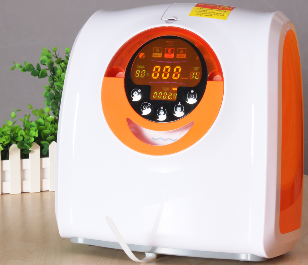 ISO mini portable legend manufacturer hot sale flow meter oxygen concentrator