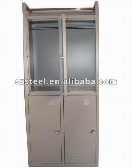 Marvelous Metal Wardrobe Closet, Metal Wardrobe Closet Suppliers And Manufacturers At  Alibaba.com