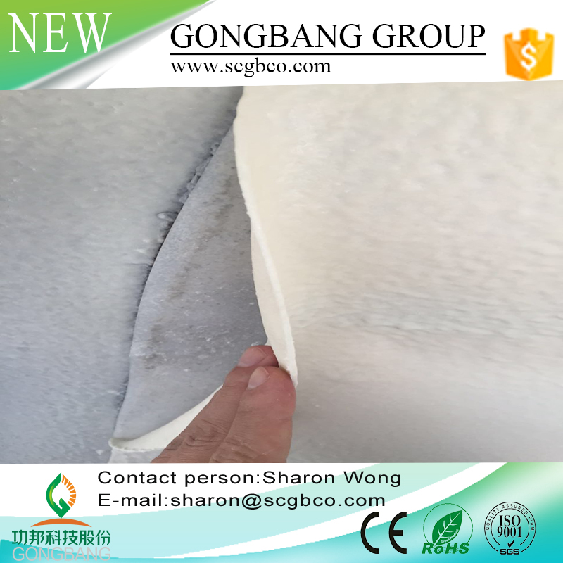 Fiberglass Cloth For Waterproofing Not Asphalt Liquid Rubber 2mm Selfe-cure For Tunnel Free Samples With Unique Patent