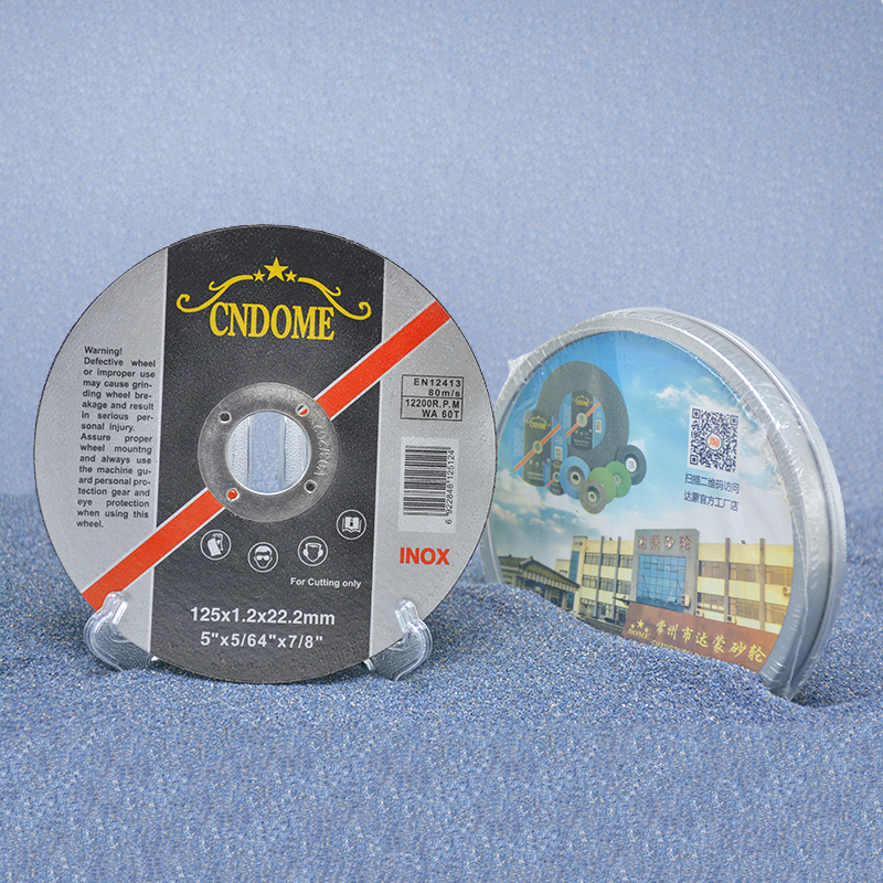 High quality China supplier brand resin flat super thin cutting disc